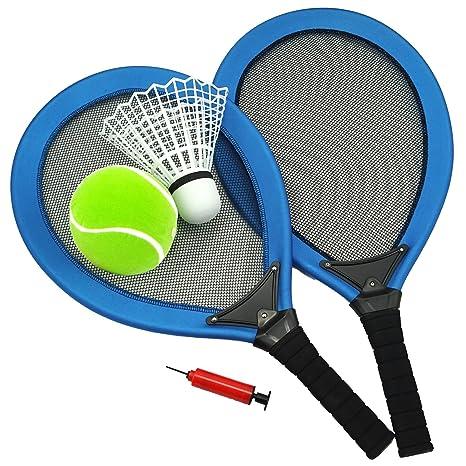 Best Sporting Jumbo de Raqueta de Tenis (, 2, 1 Muelle, 1 Pelota ...