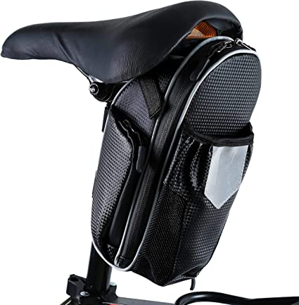 Bike Bag Cycling Saddle Kettle Bag  Bike Seat Post Bottle Bag Tail Storage USA