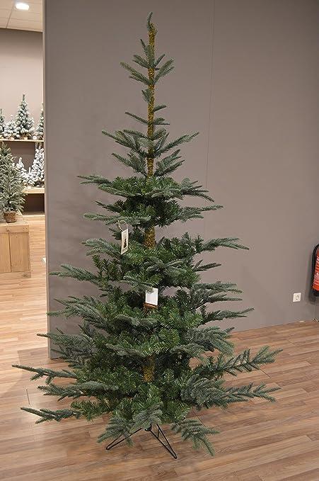 nobilis fir christmas tree 7ft fizzco amazoncouk kitchen home - Realistic Christmas Trees