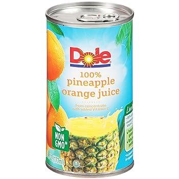 Dole Juice Pineapple Orange Juice