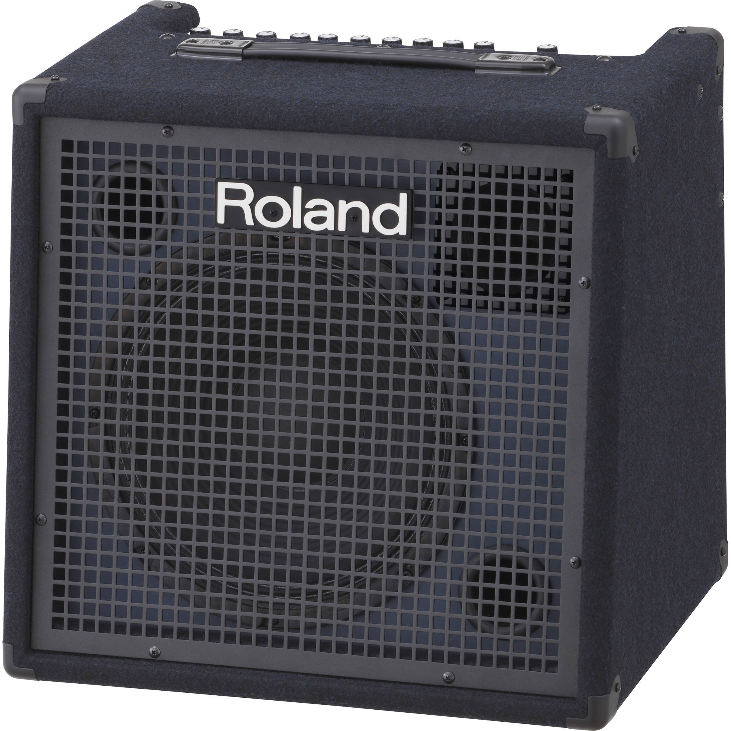 Roland KC-400 Stereo Mixing 4-Channel Keyboard Amplifier