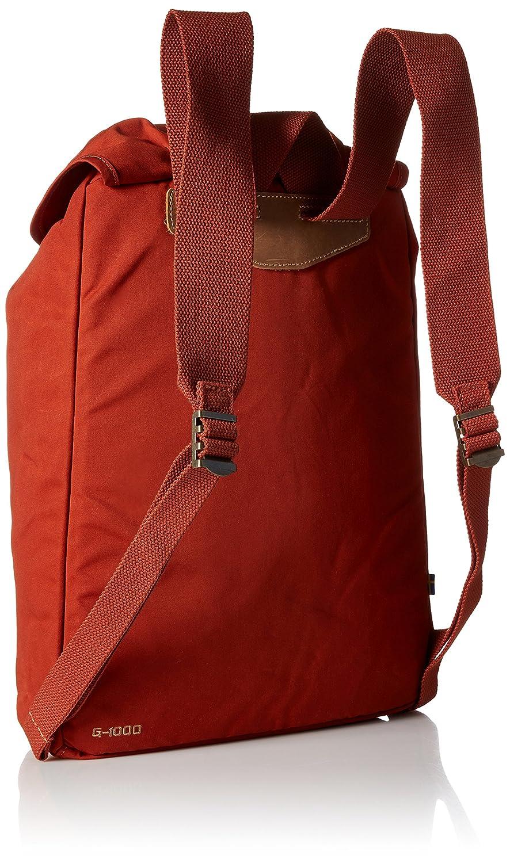 FJÄLLRÄVEN Greenland Backpack - Mochila de Senderismo, Color marrón Anaranjado, Talla 16 x 28 x 38 cm, 15 Litro: Amazon.es: Deportes y aire libre