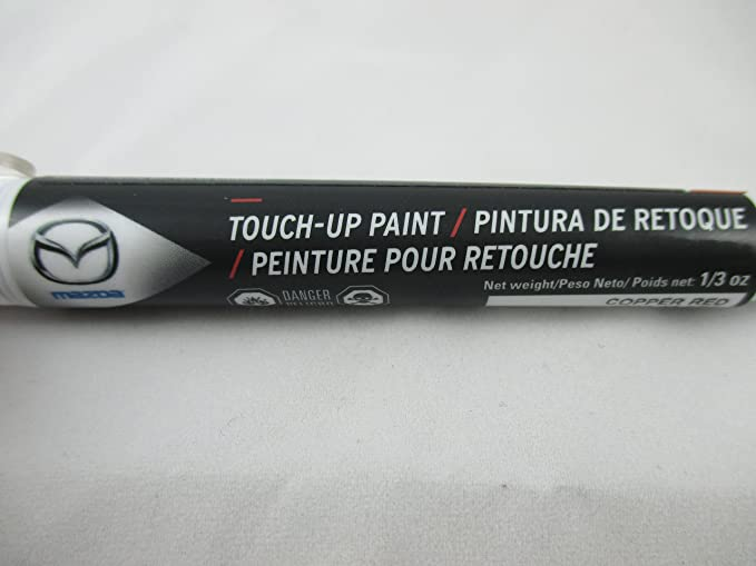Amazon.com: New OEM Mazda touch up paint pen Copper Red 32V 0000-92-32V: Automotive