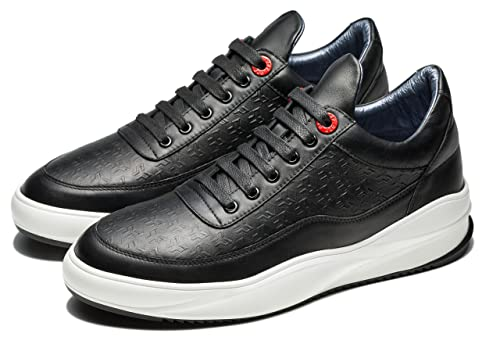 6159fee8 OPP - Zapatillas de Piel para Hombre: Amazon.com.mx: Ropa, Zapatos y ...