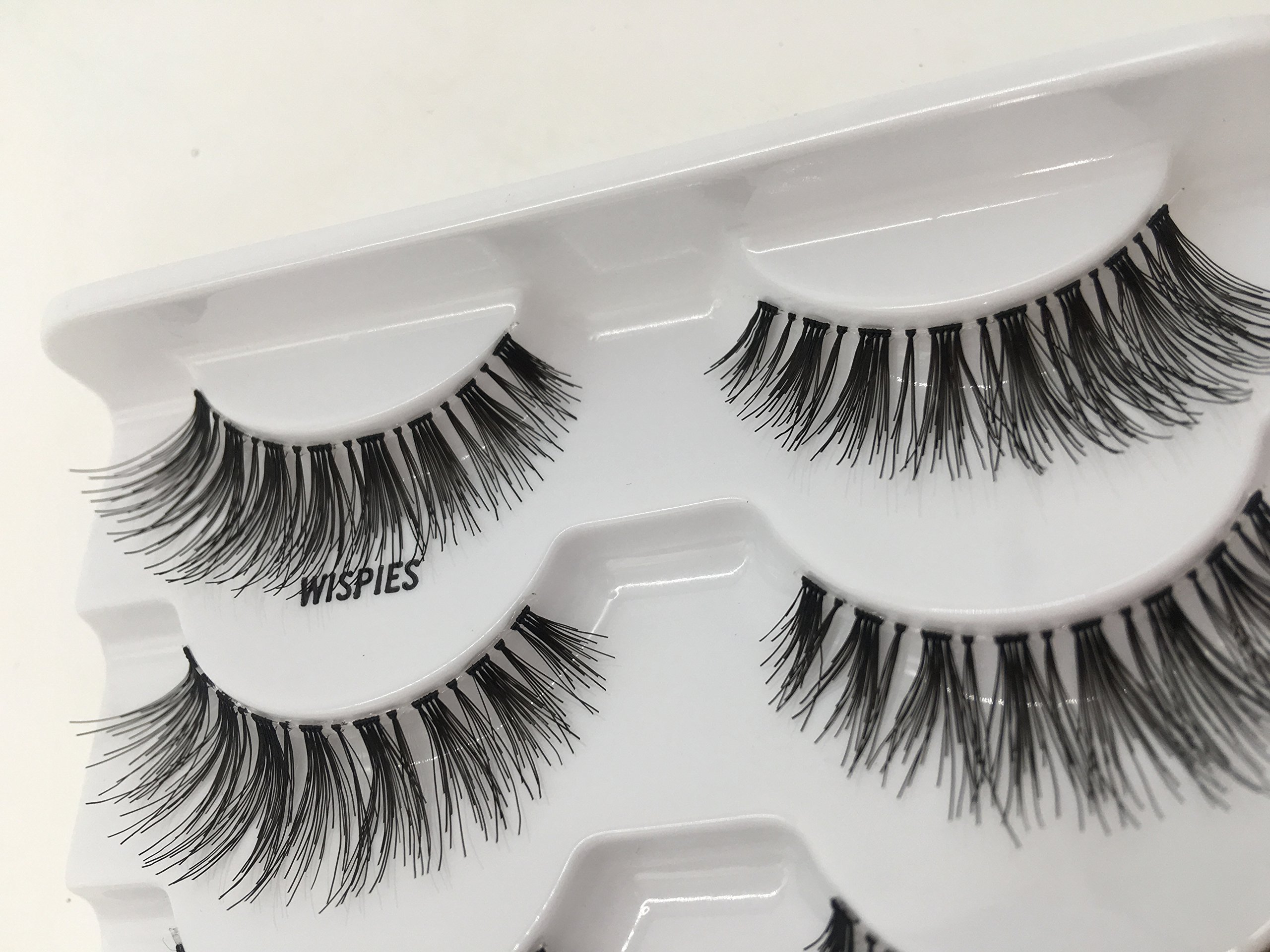 JIMIRE HELLO BEAUTY Multipack Demi Wispies Fake Eyelashes 2 Pack by JIMIRE (Image #2)