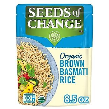 SEEDS OF CHANGE Organic Basmati Rice