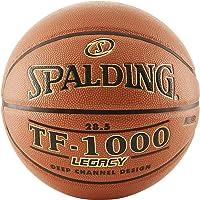 Spalding TF-1000 Legacy Balón de Baloncesto Compuesto para Interiores