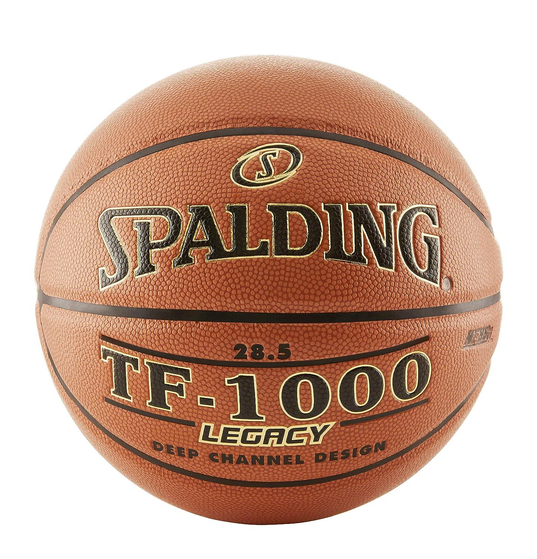 スポルディング TF-1000 レガシー 屋内 コンポジット バスケットボール B004O2V24S  Official Size 7 (29.5\