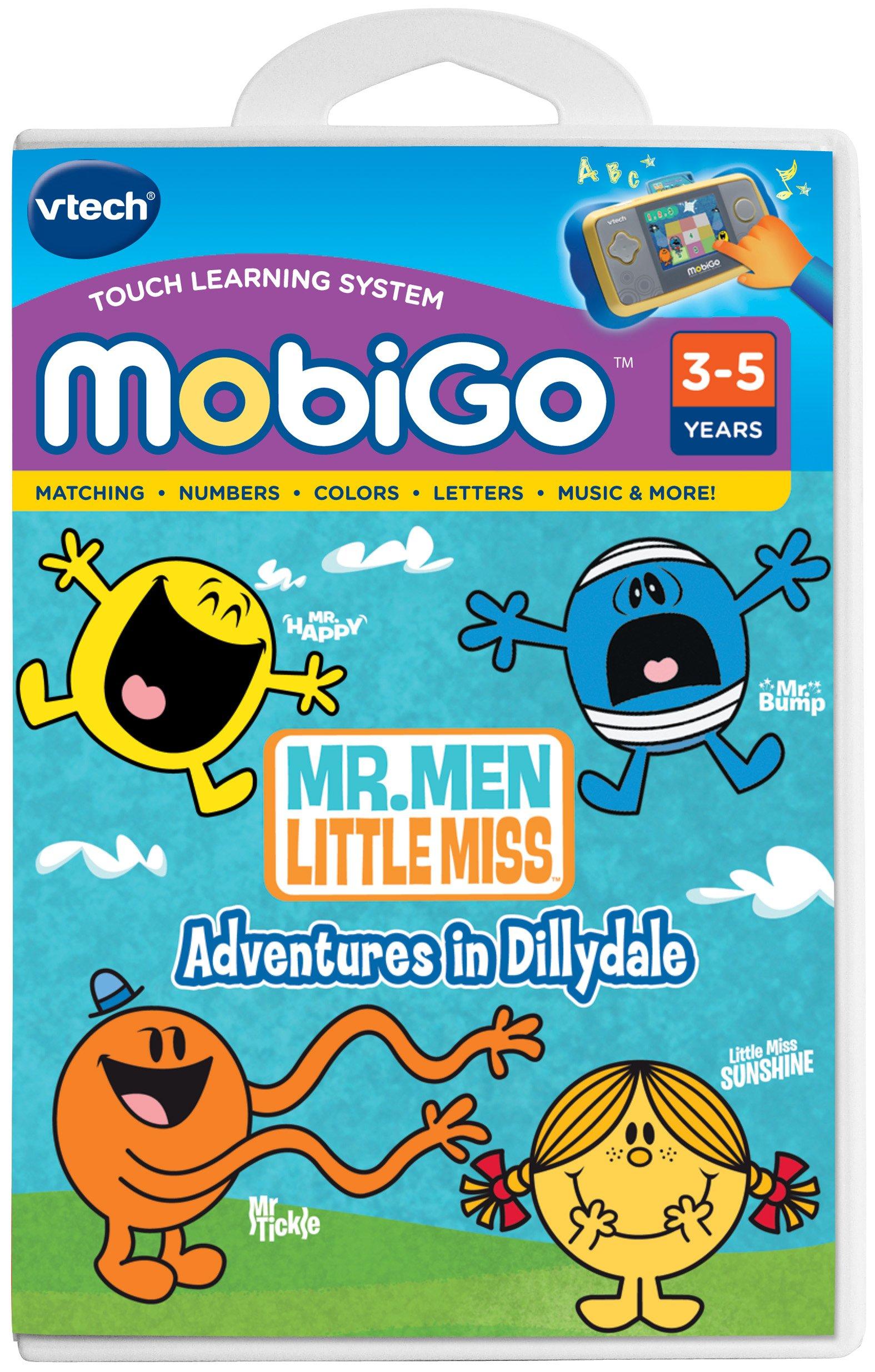 MobiGo Software Cartridge - Mr. Men/Little Miss