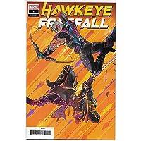 Hawkeye Freefall #1 Schmidt Variant (Marvel, 2020) NM
