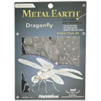 Metal Earth 30 Dragonfly 3D Laser Cut Model