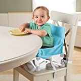 Summer Infant Pop N' Sit Booster Seat, Aqua Splash