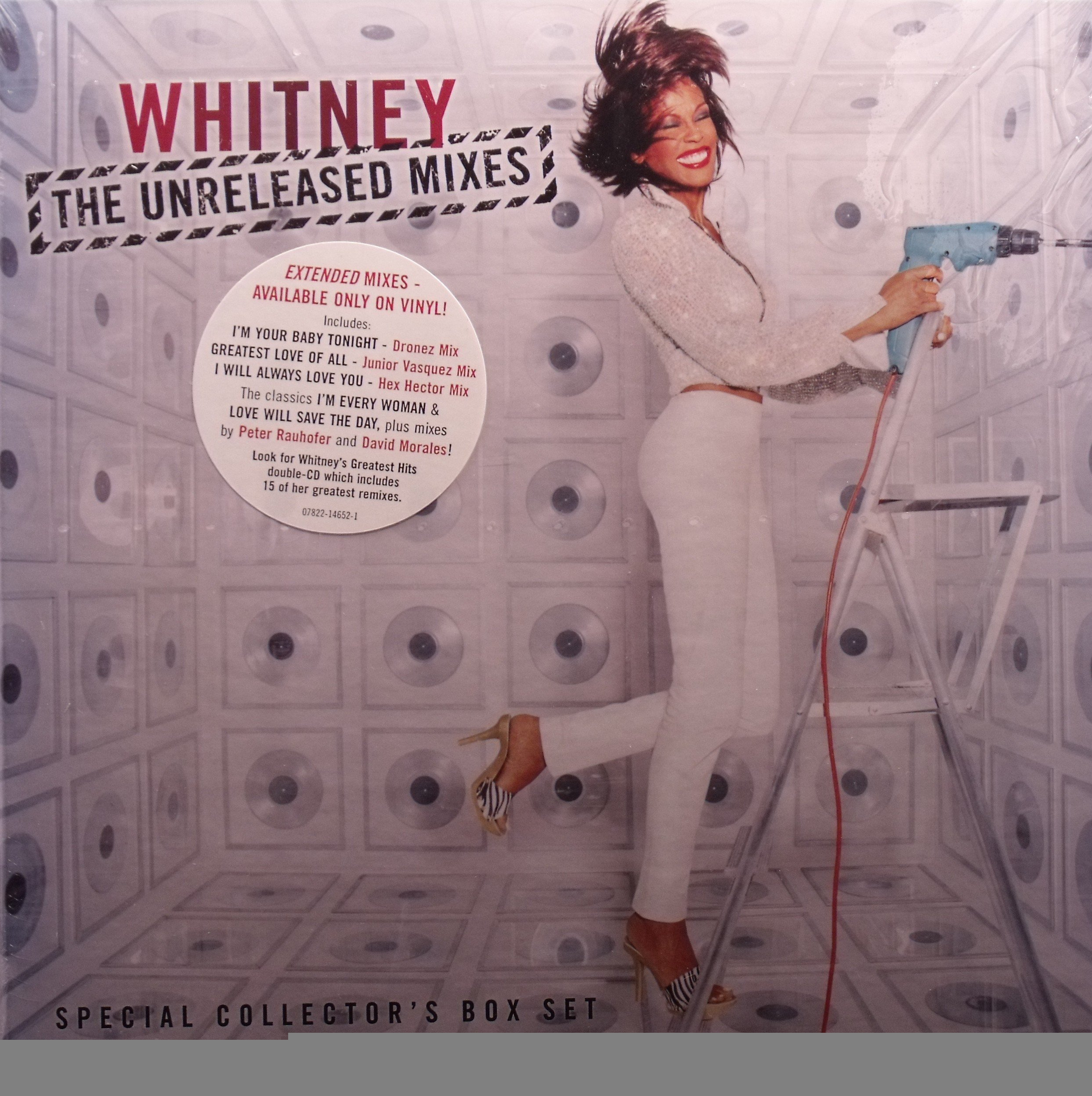 The Unreleased Mixes [Vinyl] by Arista