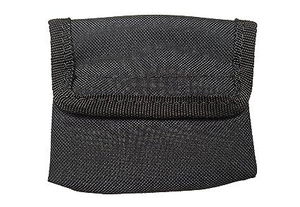 9d7f5f39969 LINE2design Latex Glove Pouch Black - EMS EMT Firefighter Police Medical  Glove Holder | Holds 6 - Pairs of Disposable Gloves