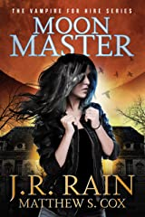 Moon Master (Vampire for Hire Book 16) Kindle Edition