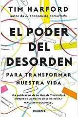 El poder del desorden: Para transformar nuestra vida (Spanish Edition) Kindle Edition