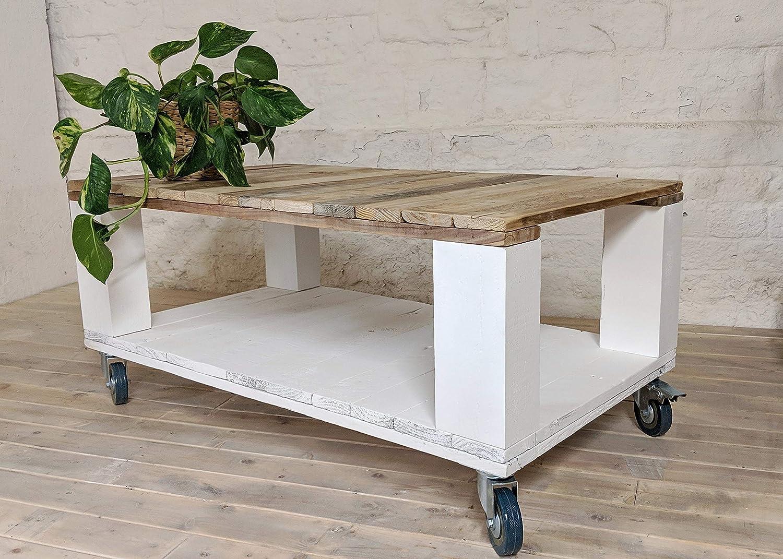 Mesa de palets Estilo Granero & Nordico & Rustico & Vintage No ...