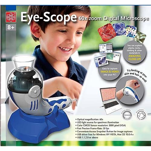 Microscópio Digital con Conexión USB Microscópio de Mano