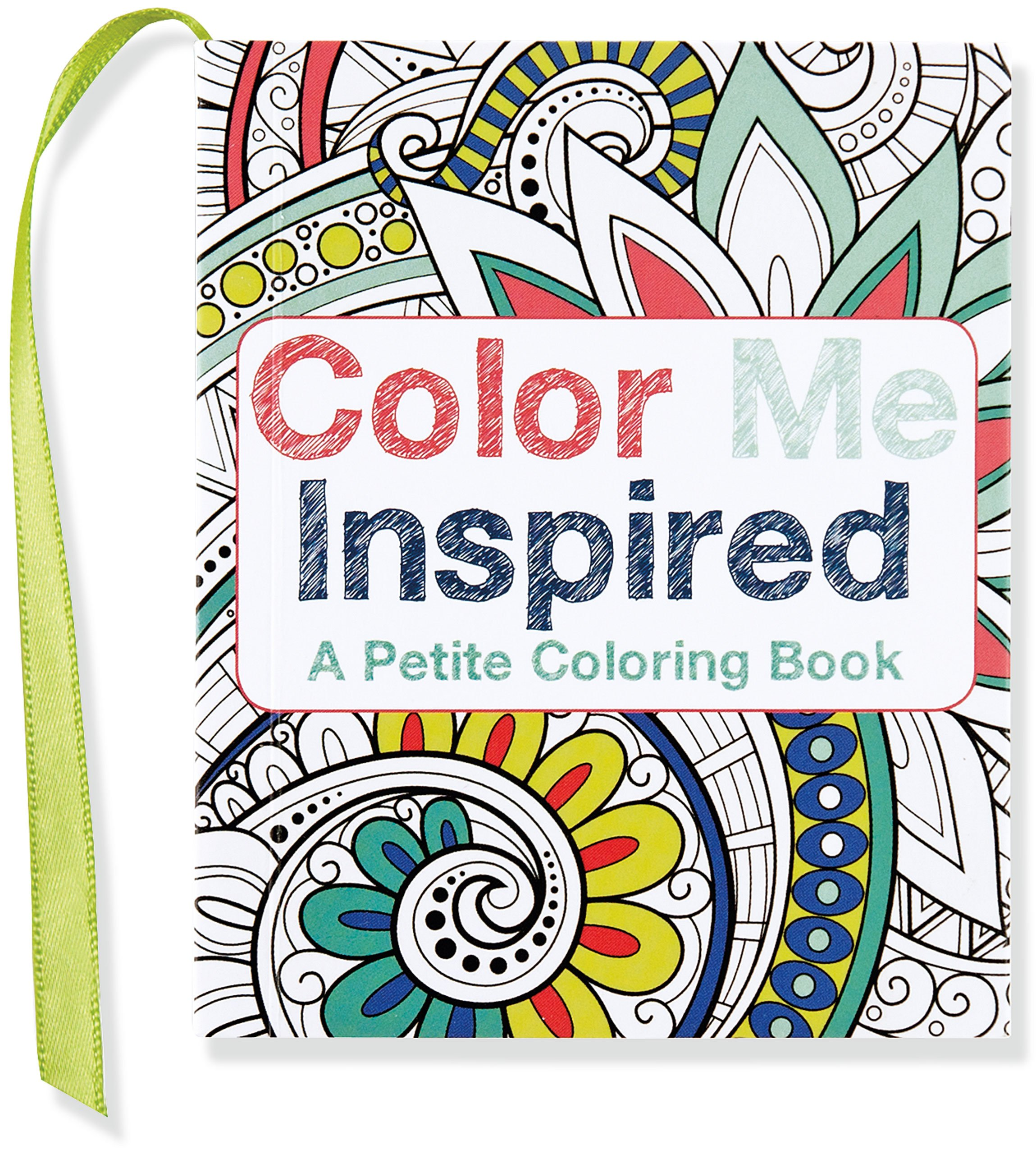 Small Coloring Books For Adults