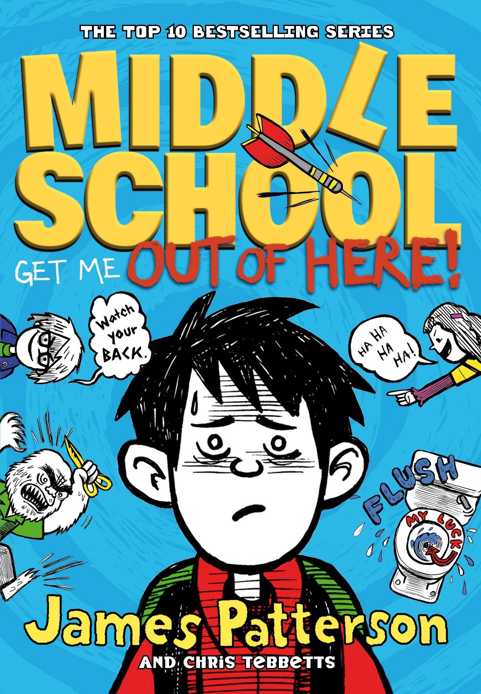 Middle School 2 James Patterson 9780099567523 Amazoncom Books