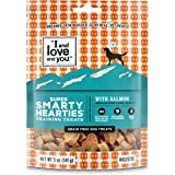 """I and love and you"" Hearties Hip and Brain Support Dog Treats, 5 oz"