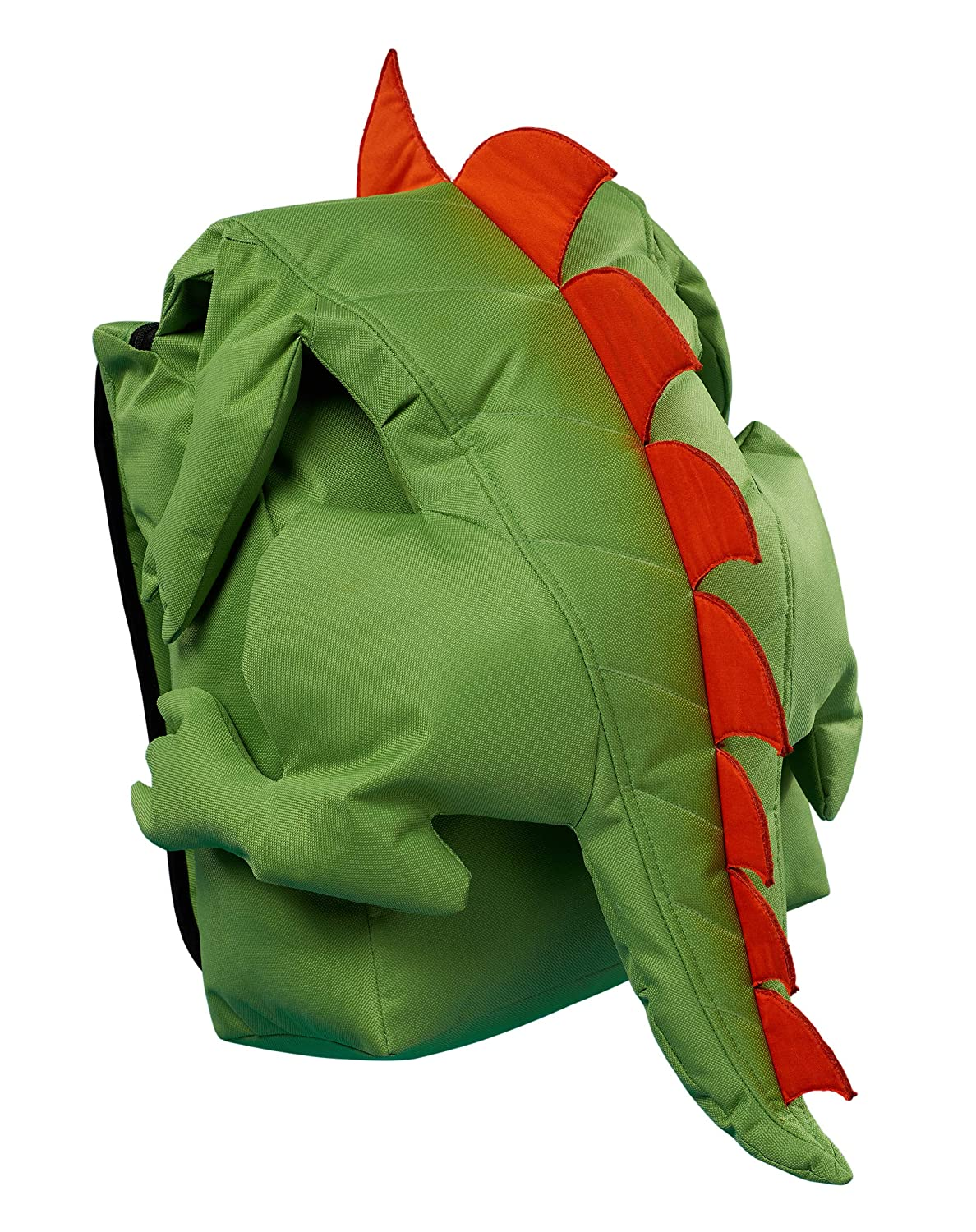 5a1e48bb11d Amazon.com: Spirit Halloween Scaly Rex Back Bling Backpack - Fortnite:  Clothing