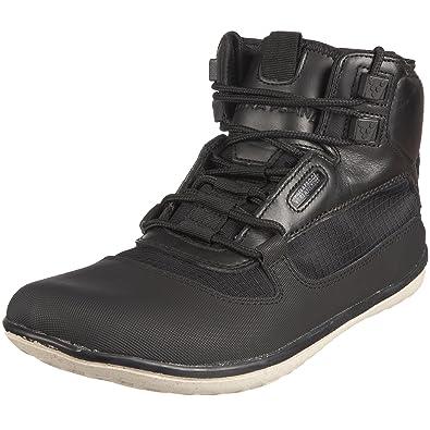 58a22aa6d716 VIVOBAREFOOT Men s Aqueous Black Lace Up VB220022LBLK 9 UK