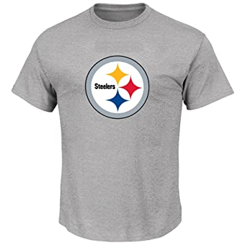 Pittsburgh Steelers NFL Youth Primary Logo T-shirt (Youth Small 8)   Amazon.ca  Sports   Outdoors 5323a56e1