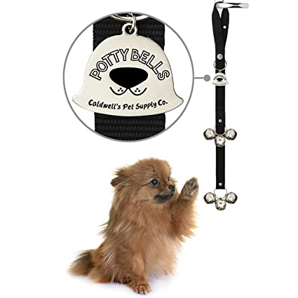 Potty Bells Housetraining Dog Doorbells For Dog Training And Housebreaking  Your Doggy. Dog Bell With