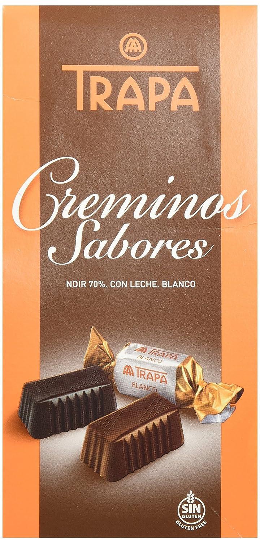 Trapa Creminos Bolsa de Bombones Sabores - 48 gr: Amazon.es: Alimentación y bebidas