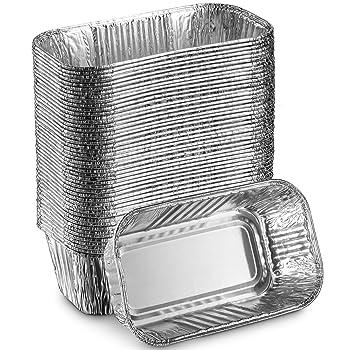 MontoPack Aluminum Mini Bread Loaf Pan