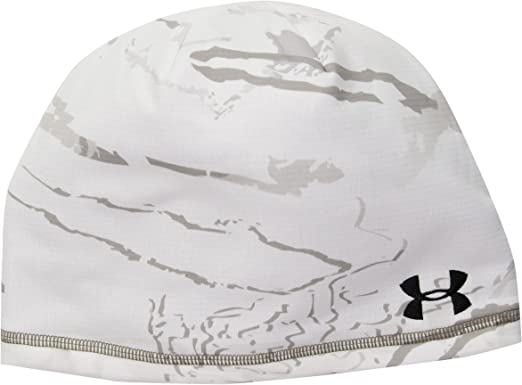 Under Armour Reversible 2.0 Camo Hunting Mens Fleece Beanie Hat 1300468-940 NEW!