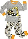 boys Pajamas Children Christmas Clothes Sets Cotton Sleepwear