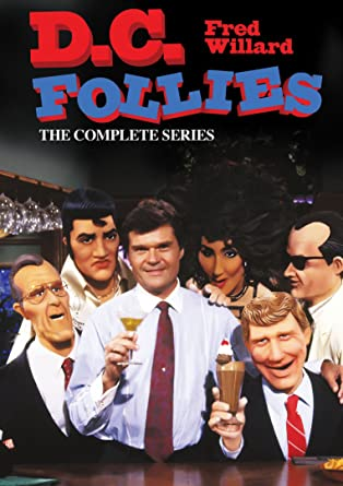 D.C. Follies - The Complete Series