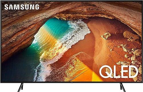 Samsung QN55Q60RAFXZA Flat 55-Inch QLED 4K