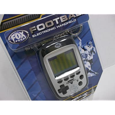 Excalibur FX-KS105-CS Fox Sports Football Keychain: Toys & Games