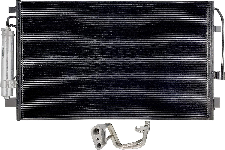 CON416 3639 AC A//C Condenser for Nissan Fits Altima Maxima 2.5 3.5 L4 4Cyl V6