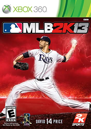 Buy MLB 2K13 - Xbox 360 Online at Low Prices in India