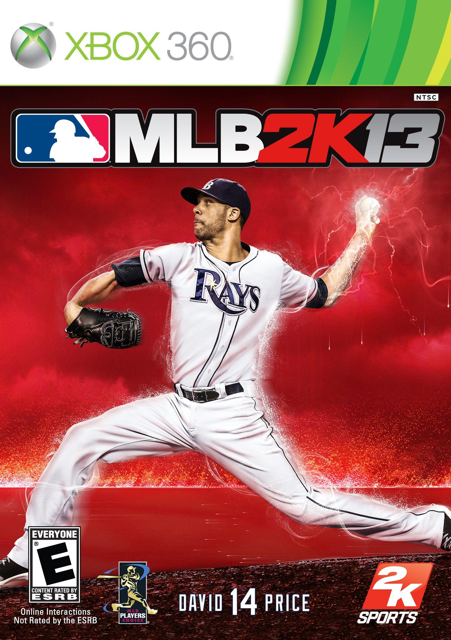 MLB 2K13 - Xbox 360 by 2K (Image #1)