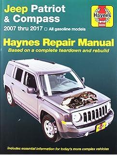 Jeep Patriot & Comp, 2007 thru 2017 Haynes Repair Manual ... on jeep patriot iod fuses, toyota camry fuse box list, dodge magnum fuse box list, jeep compass fuse box location,