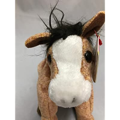 Beanie Babies TY Oats the Horse Beanie Baby by: Toys & Games