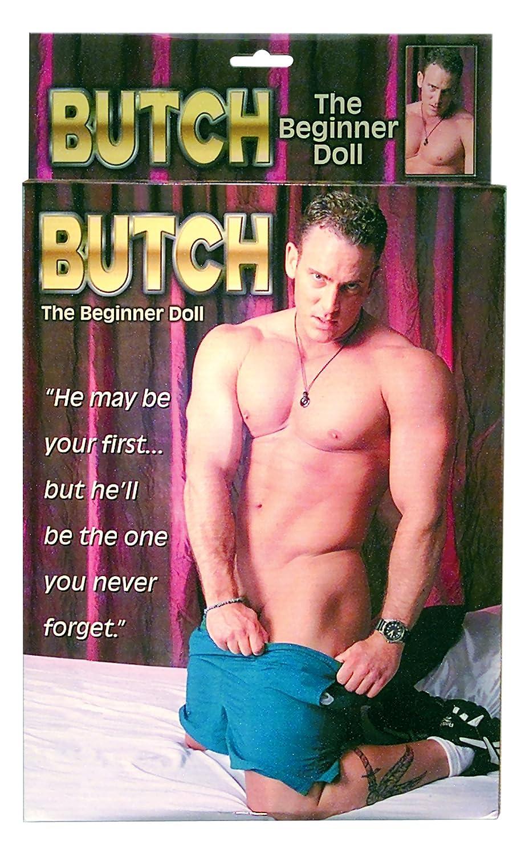 Butch Muñeco Hinchable Atractivo: Amazon.es: Salud y cuidado ...