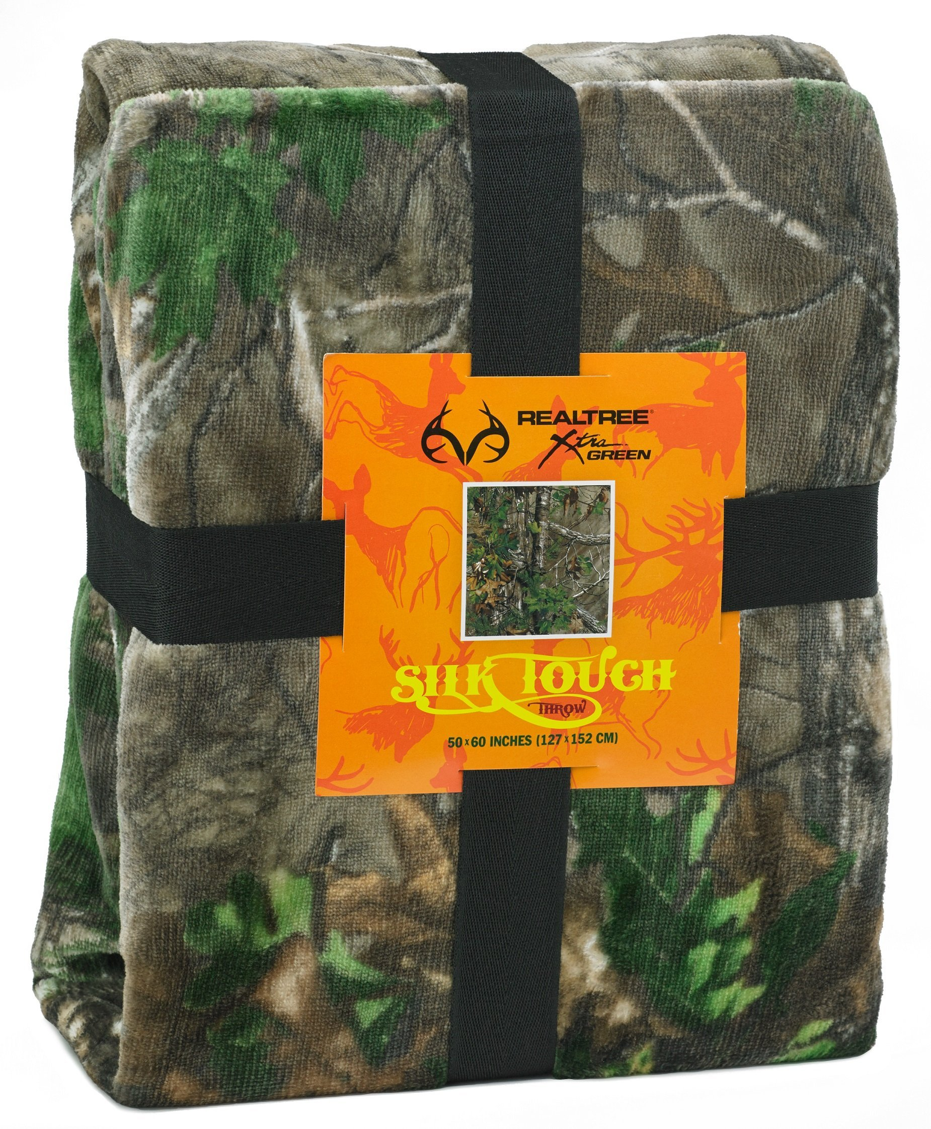 Realtree Silk Touch Throw