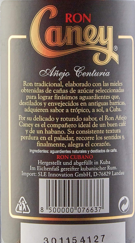Ron Caney Carta Blanca Superior - 700 ml
