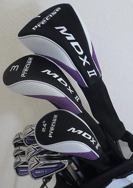 Amazon.com: Señoras Set Completo de Golf conductor, fairway ...