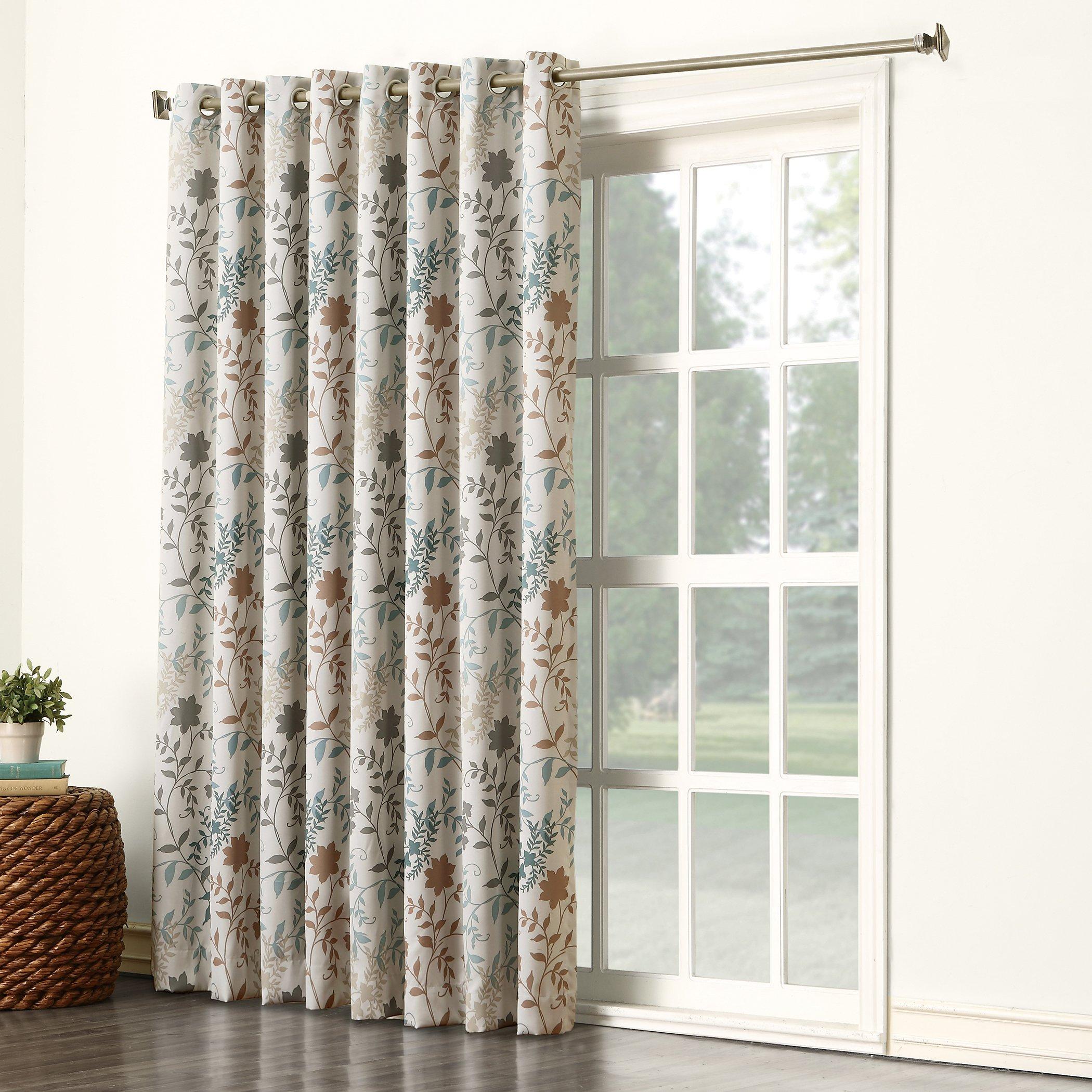 Curtains For Patio Doors Amazon Com
