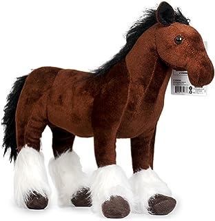 Amazon Com Melissa Doug Personalized Giant Horse Lifelike Stuffed