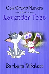 LAVENDER TOES: COLD CREAM MURDERS - Book 5 Kindle Edition