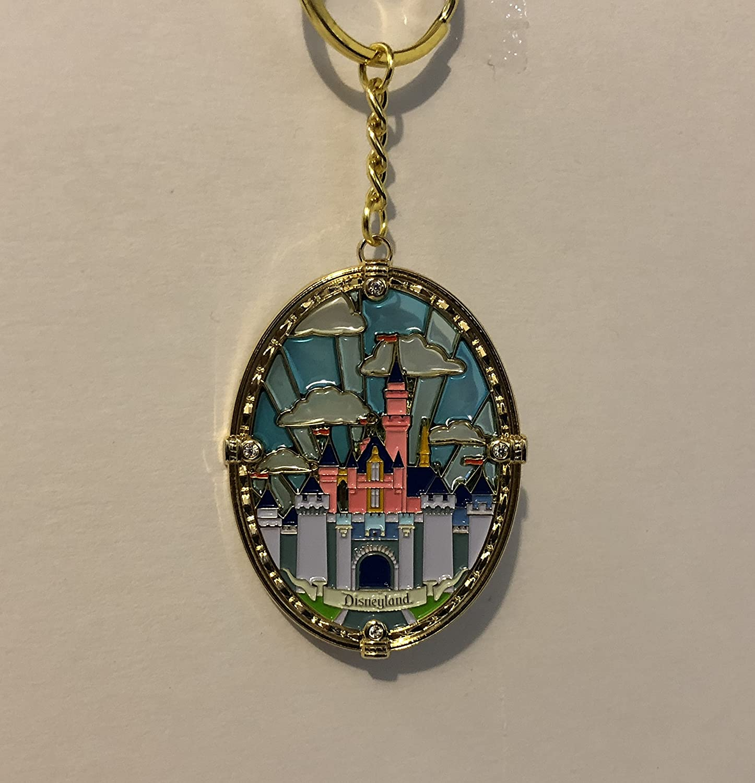 Disneyland castillo princesa Aurora bella durmiente Vidriera ...