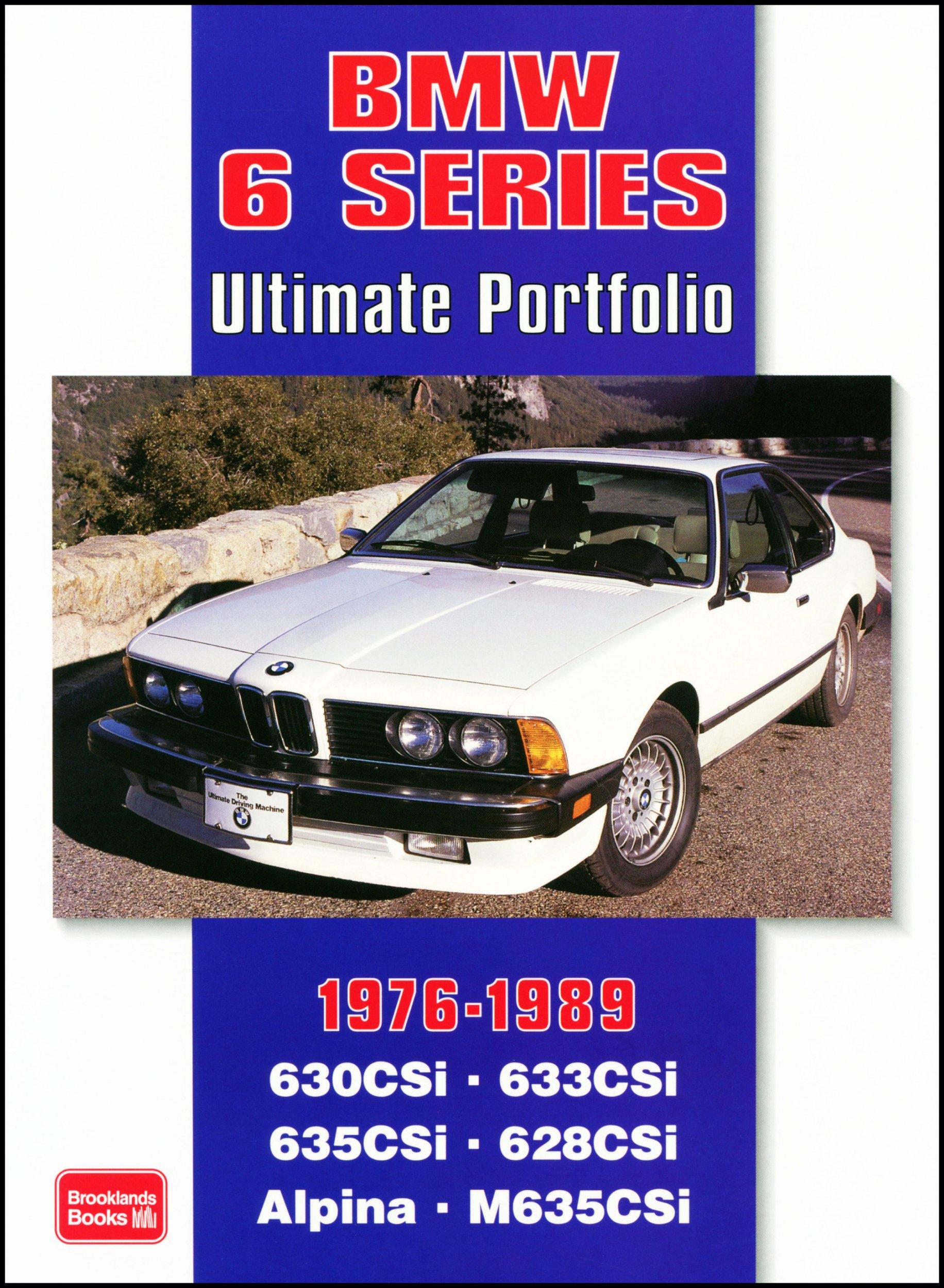 Download BMW 6 Series 1976-1989 -Ultimate Portfolio PDF